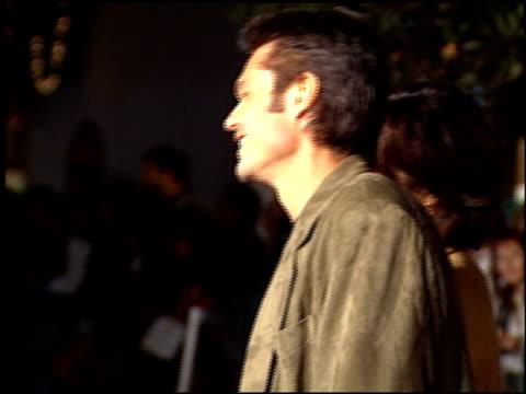 Lisa Rinna at the Planet Hollywood entrances on September 17 1995