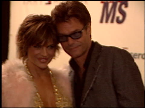 Lisa Rinna at the Race to Erase MS at the Century Plaza Hotel in Century City California on May 14 2004
