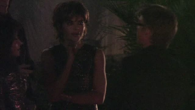 lisa rinna harry hamlin at nbc universal winter tour all star party in pasadena in celebrity sightings in los angeles on 01/06/12 - harry hamlin stock videos and b-roll footage