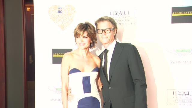 Lisa Rinna Harry Hamlin at The 21st Annual Race To Erase MS in Los Angeles CA