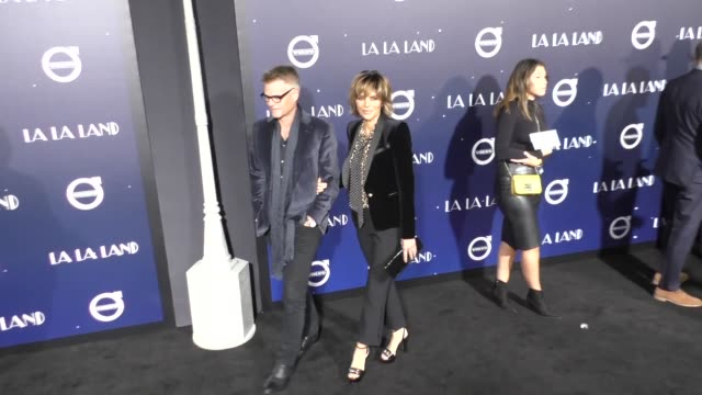 Lisa Rinna Harry Hamlin at the La La Land Los Angeles Special Screening on December 06 2016 in Los Angeles California