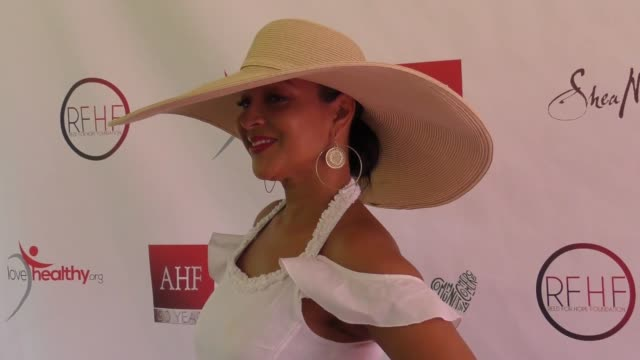 lisaraye mccoy at the robi reed end of summer celebration on september 03 2017 in beverly hills california - lisaraye mccoy stock videos & royalty-free footage