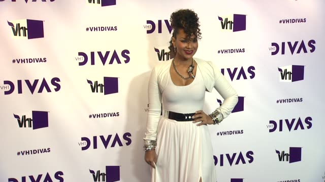 lisaraye mccoy at vh1 divas 2012 on in los angeles ca - lisaraye mccoy stock videos & royalty-free footage
