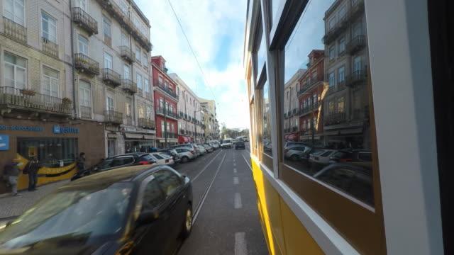Lisbona in Tram