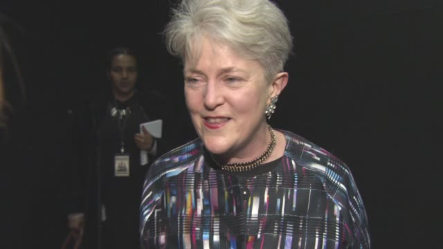 lissa evans on the script being picked up as a film, female writers at 'their finest' - premiere at bfi southbank on april 12, 2017 in london,... - bfi southbank stock videos & royalty-free footage