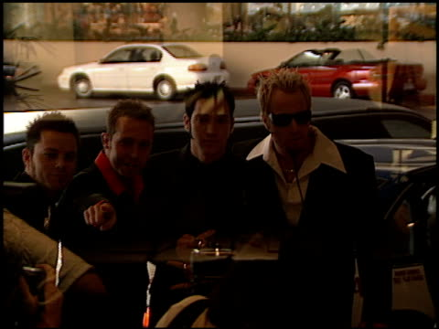 vidéos et rushes de lit at the ascap awards at the beverly hilton in beverly hills, california on may 22, 2000. - ascap