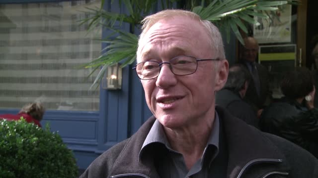 literary circles are abuzz with speculation ahead of thursday's nobel literature prize announcement - david grossman stock videos & royalty-free footage