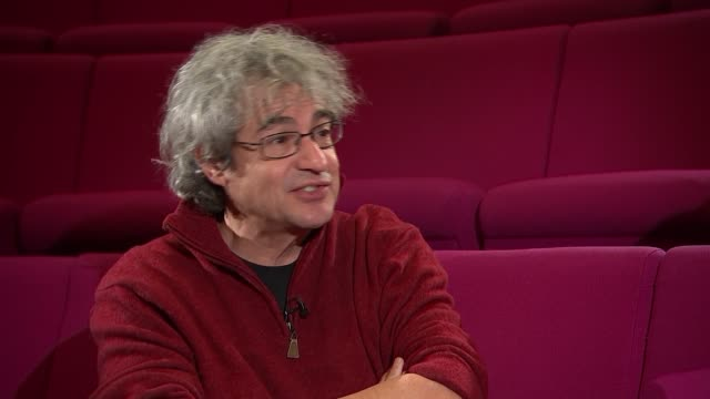 Carlo Rovelli interview Carlo Rovelli interview SOT on readers of book Sette Brevi Lezioni di Fisica contacting him / on how physics opens our eyes...