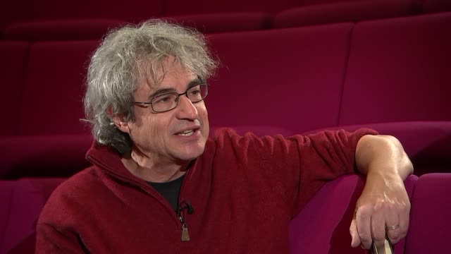 carlo rovelli interview; england: london: int carlo rovelli interview sot - on his bestselling book sette brevi lezioni di fisica , on beauty of... - quantum physics stock videos & royalty-free footage
