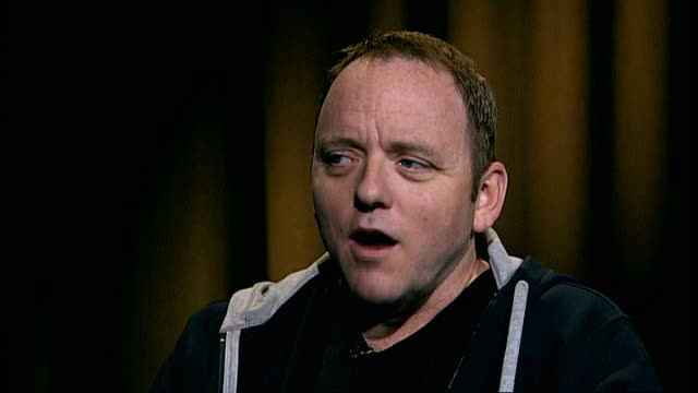 dennis lehane interview; dennis lehane interview sot - literature stock videos & royalty-free footage