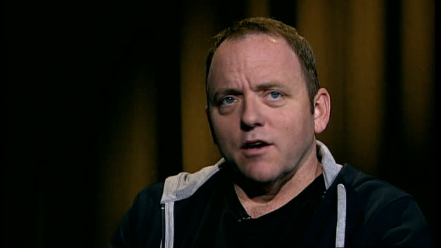 stockvideo's en b-roll-footage met dennis lehane interview; dennis lehane interview sot - literature