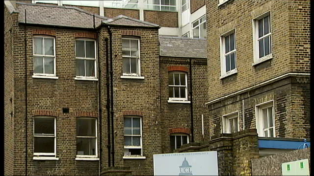 workhouse which may have inspired oliver twist may be demolished england london fitzrovia ext various views of the derelict strand union workhouse... - literature stock videos & royalty-free footage