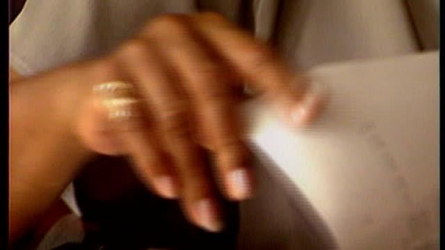 writer and poet maya angelou dies t19019317 1911993 maya angelou reading file - poetry stock videos and b-roll footage