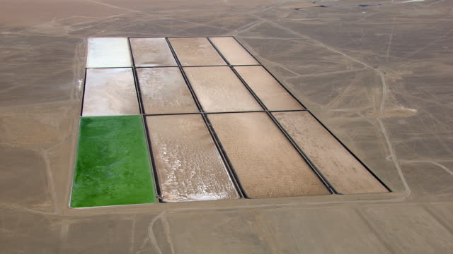lithium mine field - lithium stock videos & royalty-free footage