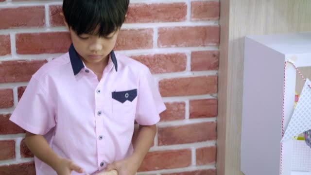 little boy boring - punishment stock videos & royalty-free footage