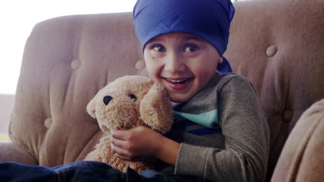 little boy chemotherapy - hope concept stock videos and b-roll footage