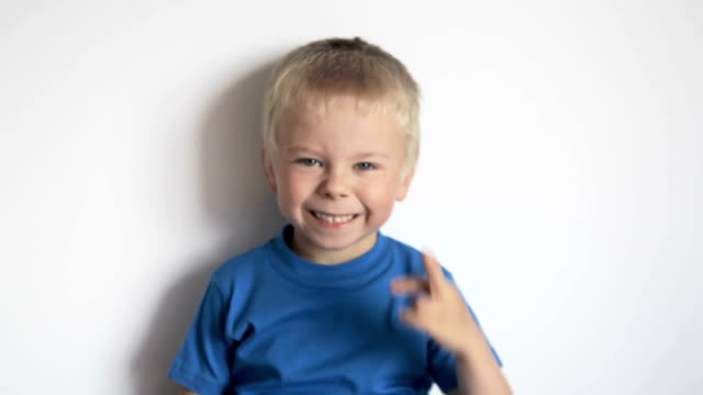 Little boy quiere ser un actor