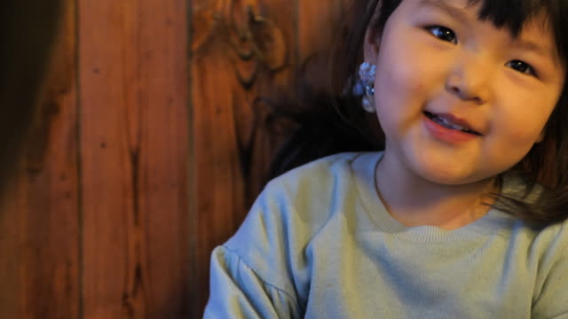 little chinese girl - technophile stock videos & royalty-free footage