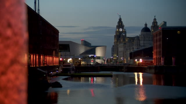 liverpool at night - christianity stock videos & royalty-free footage