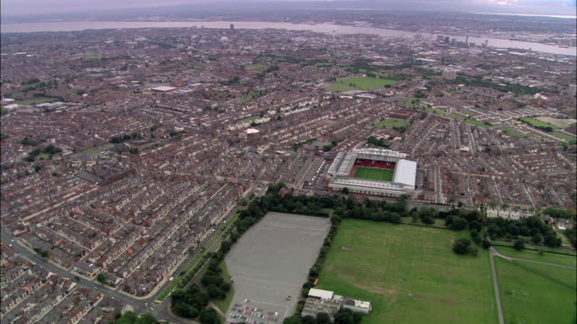 liverpool fc - liverpool england stock videos & royalty-free footage