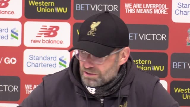 Liverpool manager Jurgen Klopp heaps praise on his side after their 50 win against Watford following consecutive draws against Liverpool and Bayern...