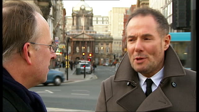 Liverpool to vote on electing a Mayor Crick and Hatton along together Derek Hatton interview SOT worried about lack of powers for Mayor Town Hall...