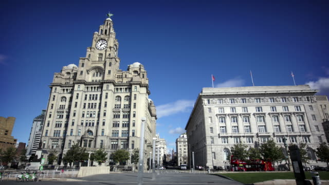 Liverpool Waterfront, England, UK