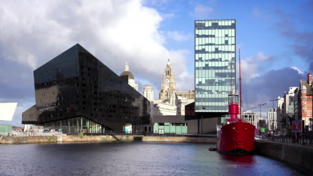 Liverpool Waterfront Albert Dock, England, Großbritannien