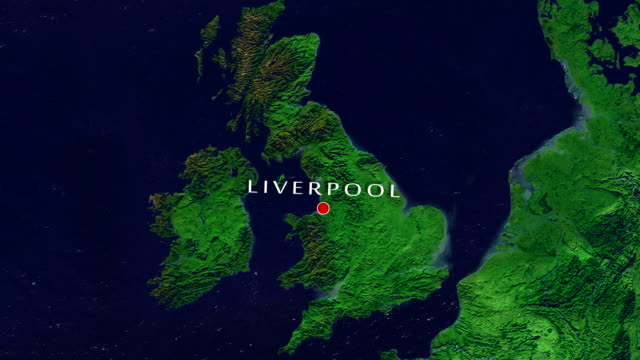 liverpool-zoom in - liverpool england stock-videos und b-roll-filmmaterial