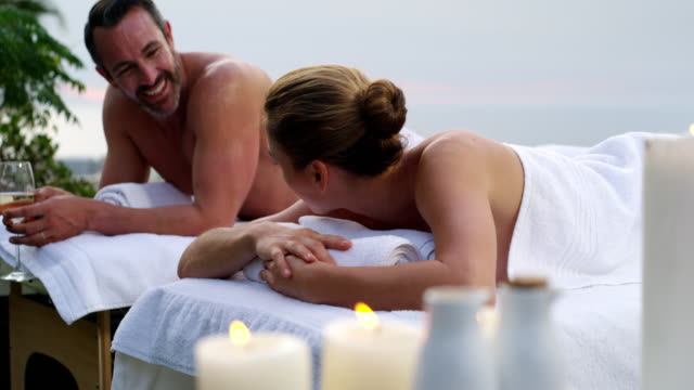 living in luxury - massage stock videos & royalty-free footage