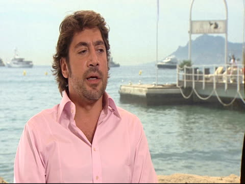 living life without weight on forgiving himself and others at the Biutiful Interviews Cannes Film Festival 2010 at Cannes