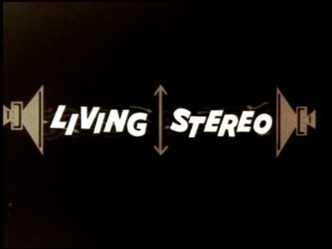 living stereo - 1 of 8 - stereo stock videos and b-roll footage