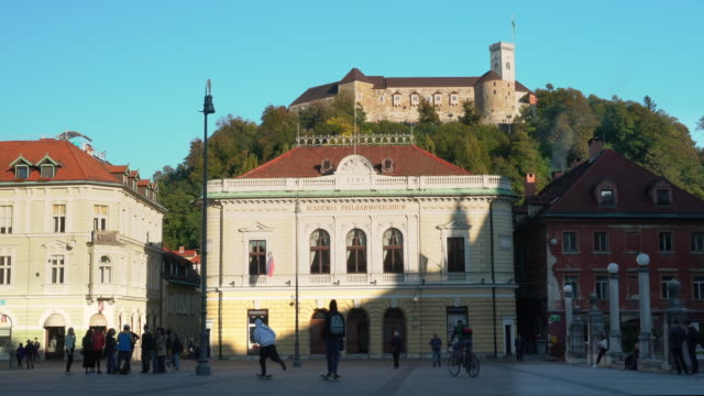 ljubljana - slovenia - slovenia stock videos & royalty-free footage