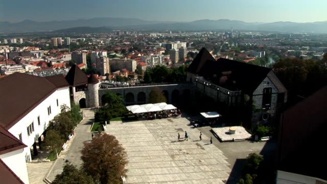 HD: Burg Ljubljana