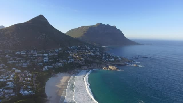 llandudno beach, cape town - cape town stock videos & royalty-free footage