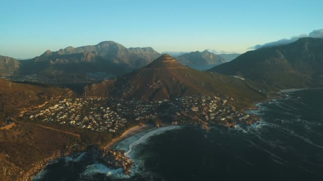 llandudno, cape town - south africa stock videos & royalty-free footage