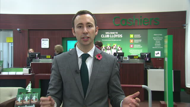 Lloyds Bank is closing 200 branches and cutting 9 thousand jobs as the era of digital banking forces the group to shift more of its operations online...