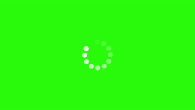 loading 4K animations -Spinner