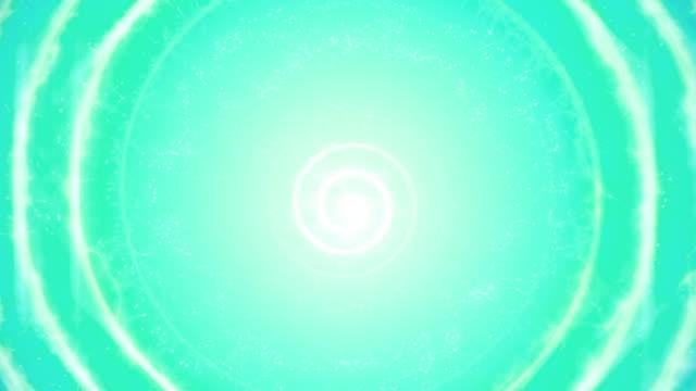 vidéos et rushes de chargement des cercles bg - image détériorée