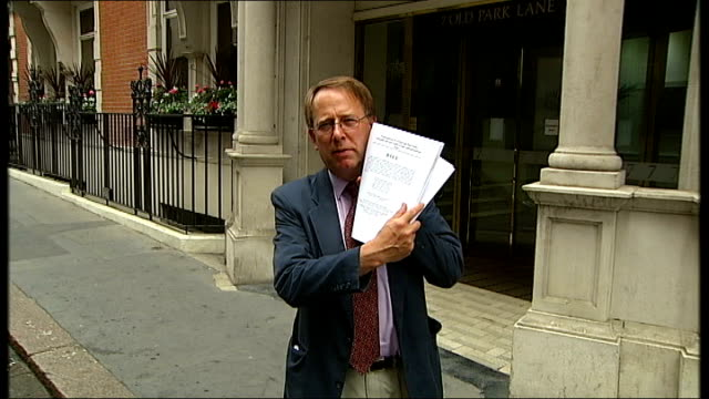 vídeos y material grabado en eventos de stock de questions over role of strategist lynton crosby in uturn on cigarette packaging england london john howard interview sot as i understand it he's... - prime minister's questions