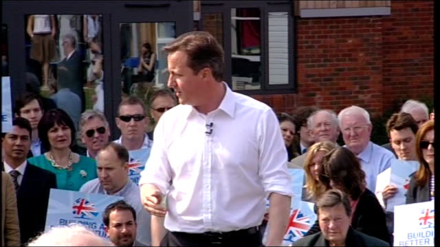 david cameron speech in bedford david cameron speech continued sot the third value is recognising that if we want to build a stronger society we... - opportunity stock videos & royalty-free footage