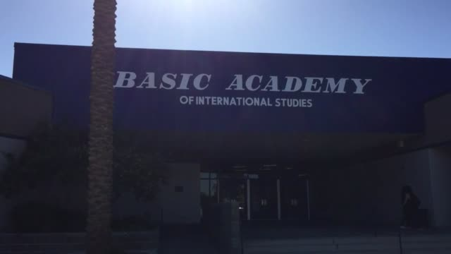 a local high school put up a board looking for former students offering current students a reward for finding them a parent of a former student... - clark county nevada stock videos & royalty-free footage