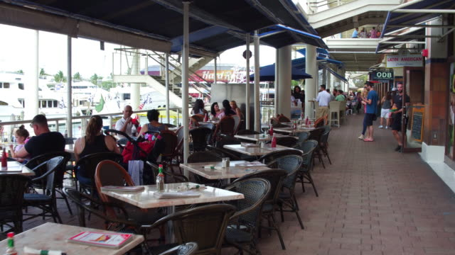 Located on Biscayne Bay in the heart of downtown Miami visitors of Bayside Marketplace can experience Miami's international cuisine fine shops and...