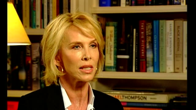 trudie styler interview sot - have been to many areas in amazon where i've seen extractive industries malpractises but this is the worst one that... - trudie styler stock-videos und b-roll-filmmaterial