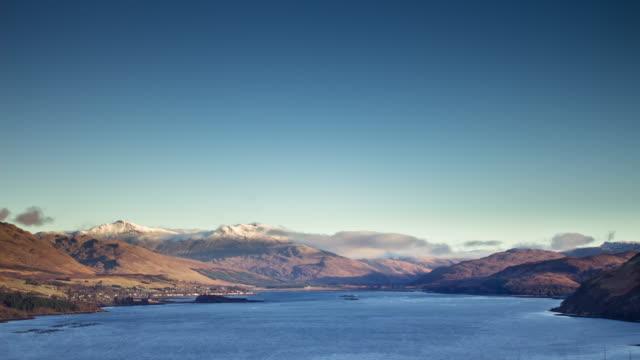 Loch Carron - Time Lapse