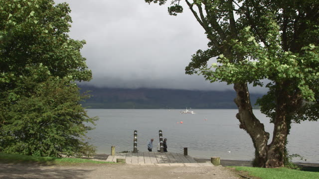 loch lomond, scotland - scotland stock videos & royalty-free footage
