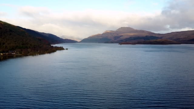 loch lomond. - scotland stock videos & royalty-free footage