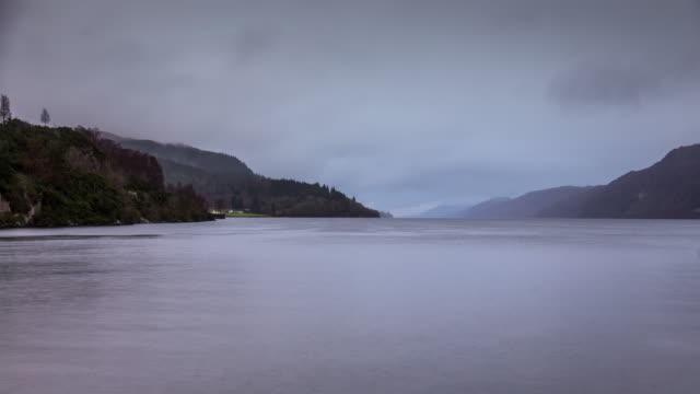 Loch Ness - Timelapse