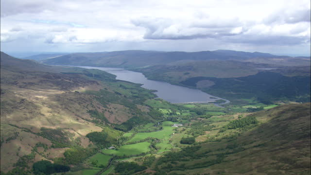 loch tay and killin - stirling stock videos and b-roll footage