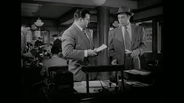 1948 lock picks become the focus of the investigation - detective stock videos & royalty-free footage